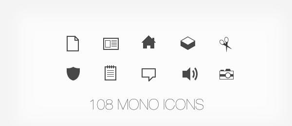 mono Icons